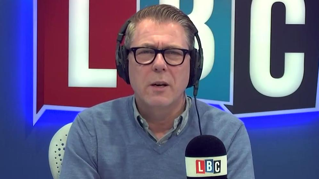 Ian Collins 'Nauseous' Over Trump Protest In London - LBC